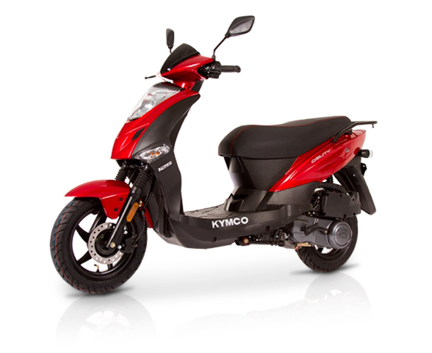 Scooter 125 transporte Agility Carry KYMCO