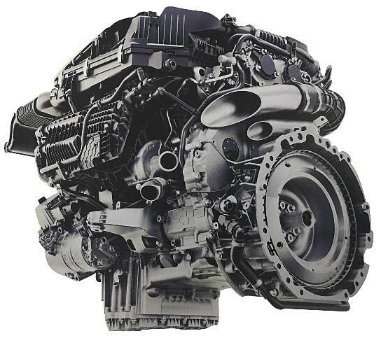 Los Motores Mercedes AMG Tecnología Híbrida